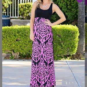 Mayah Kay Maxi dress